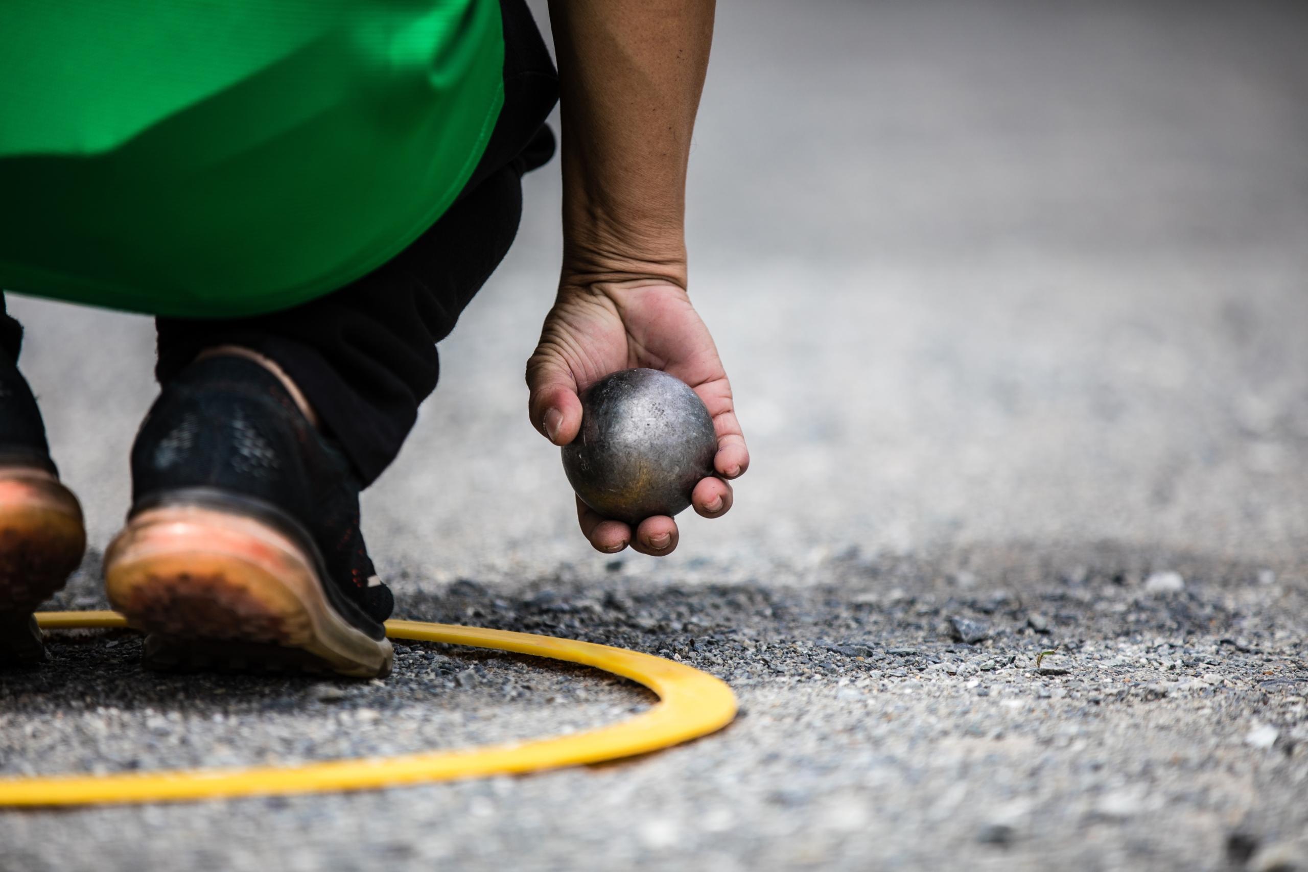 Petanque: come si gioca